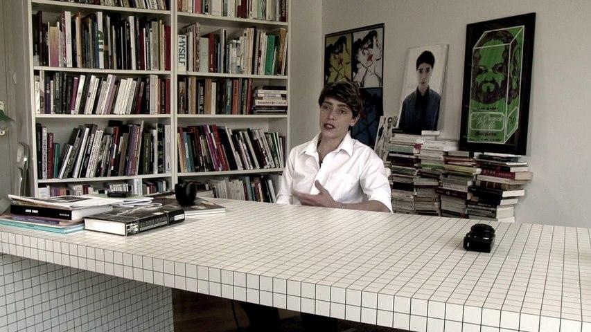 Lili Reynaud Dewar | Paroles d'artistes