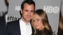 Jennifer Aniston and Justin Theroux are the Picture of Love