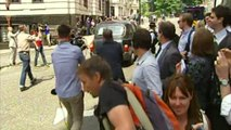 Cleared Rebekah Brooks leaves Old Bailey