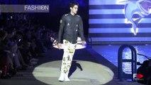 """""""PHILIPP PLEIN"""" Menswear Spring Summer 2015 Milan Full Show by Fashion Channel"""