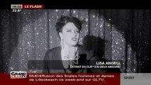 Frou-Frou: le nouvel album de Lisa Angell