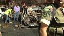 Beirut blast kills Lebanese security officer