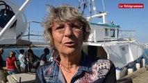 Saint-Quay-Portrieux (22). L'Ifremer marque les bars pour mieux les connaître