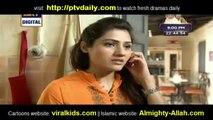 Dehleez By Ary Digital Episode 282 - 24th June 2014