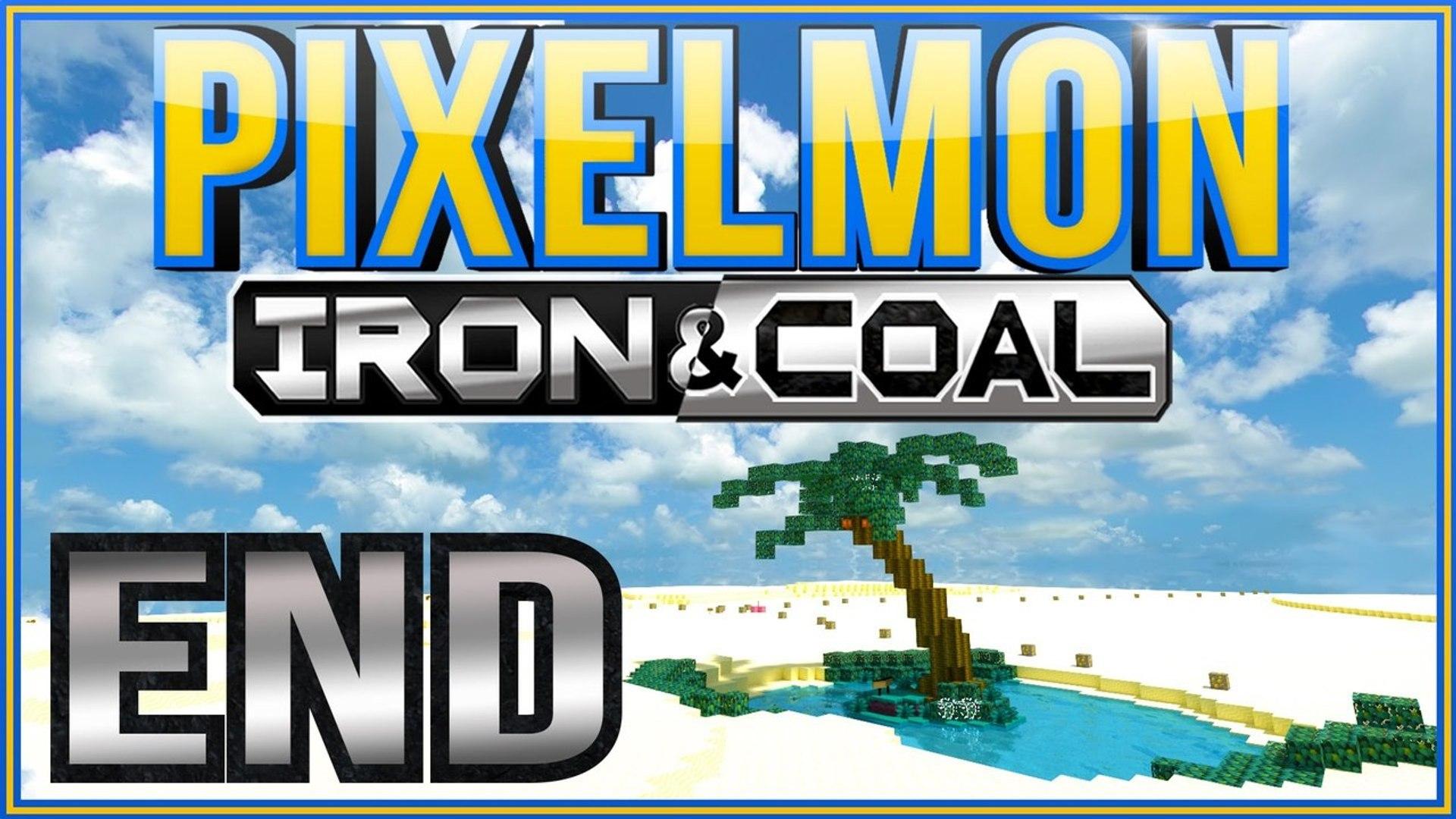 Pokemon: Iron & Coal - Minecraft Pixelmon Lyphil Region Adventures [END] -  Break Room!