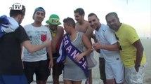 Football / Les supporters tricolores cherchent des billets pour France-Equateur - 24/06