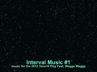 2012 Tenx10 Play Fest #1