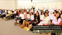 Talleres de Motivación | Ayacucho, Cuzco, Arequipa, Piura, Huancayo, Huaraz, Trujillo - Conferencista Internacional