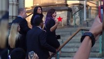 Demi Lovato Sticks her Middle Finger Up at the Paps