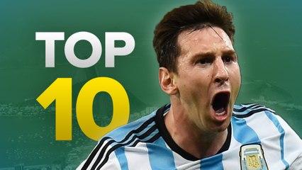 Facebook'taki En Popüler 10 Futbolcu