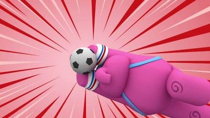 Pocoyo World Cup 2014