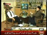 Tahir-ul-Qadri in Khara Sach With Mubashir Lucman - 24th June 2014