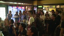 Mondial: les supporteurs japonais déçus après l'élimination