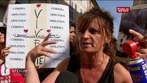 Feria de Nîmes : Quand les anti-Corrida manifestent