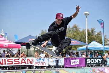 Sosh Freestyle Cup 2014 - Skate