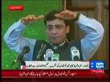 Lahore: Hamza Shabhaz Addresses Punjab Youth Festival Ceremony