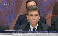 Travaux en séance : Audition d'Arnaud Montebourg, ministre de l'Economie, du Redressement productif et du Numérique, sur l'avenir d'Alstom, par la commission des affaires économiques