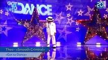Michael Jackson:  Les meilleures chorés du web