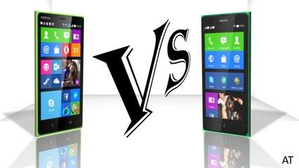 Nokia X2 Vs Nokia X