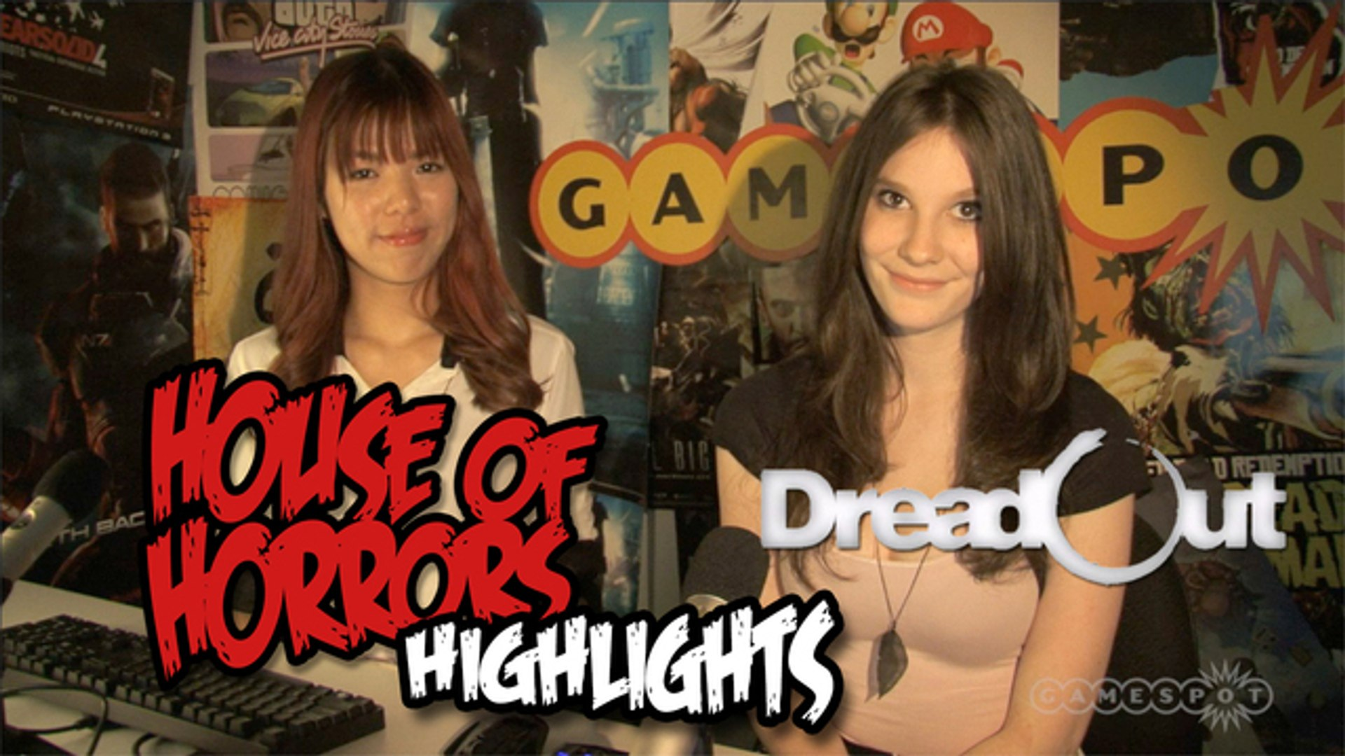 The Ultimate Horror Game and ManBearPig in DreadOut - House of Horrors