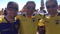 Le blog de Mario Albano : les supporters équatoriens sont arrivés à Rio