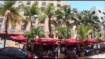 Ocean Drive South Beach Miami! Driving with Andreas Rosquist