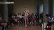 """""""ANDREA INCONTRI"""" Menswear Spring Summer 2015 Milan Full Show by Fashion Channel"""