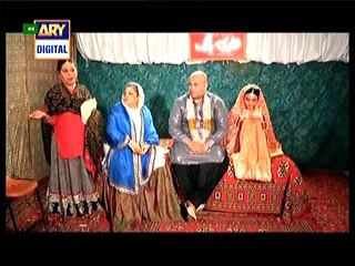 Quddusi Sahab Ki Bewah - Last Episode 155 - June 25, 2014 - Part 3