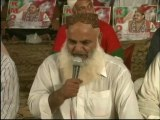 Delegation of Muttahida Labour Federation Vist MQM Sit-in Numaish to Solidarity with Mr.Altaf Hussain