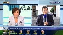 19H Ruth Elkrief: Benoist Apparu s'est penché sur l'éventuelle candidature d'Alain Juppé à la primaire UMP pour 2017 - 25/06