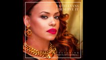 "FAITH EVANS ft MISSY ELLIOTT & SHARAYA J "" I Deserve It "" (Official New Song 2014)."