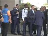 Mondial 2014: les Bleus quittent leur hôtel pour le stade Maracana - 25/06