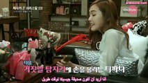 [140617] Truth Game: Jessica VS. Tiffany | Jessica&Krystal EP03 (ar)