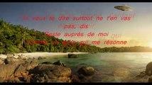 Christophe Maé - Ne m'abandonne pas (Lyrics / Paroles)