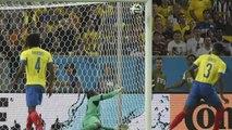 Mondial-2014: la France qualifiée, mais sans briller