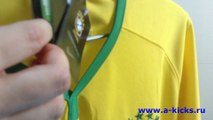 2014 FIFA Brazil World Cup National Team Soccer Jerseys of Brazil camisas de futebol