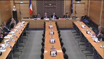 Table ronde réunissant des syndicats d'officiers de la police nationale  - Mercredi 16 Avril 2014