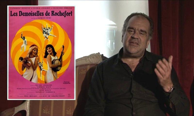 Laurent Delmas présente Les Demoiselle de Rocherfort