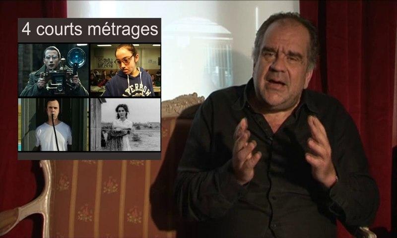 L. Delmas présente 4  courts métrages