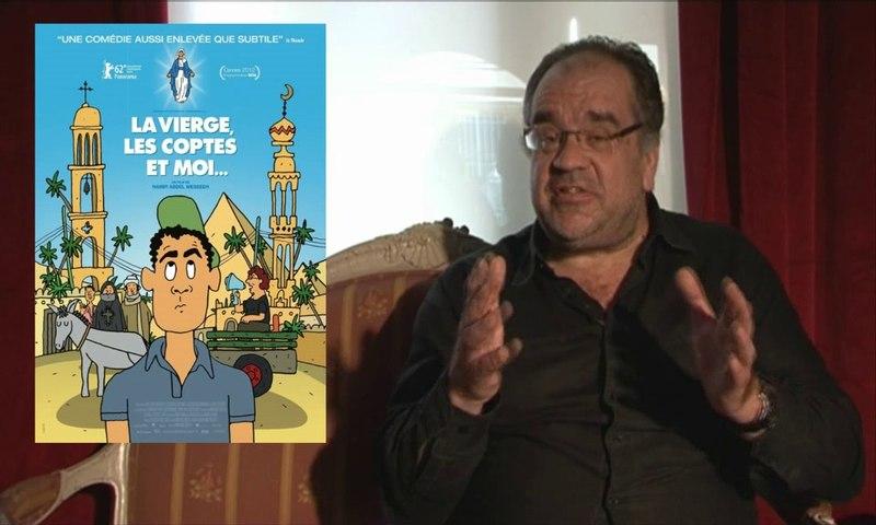 Laurent Delmas présente La vierge, les coptes et moi