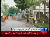 Punjab Government Puts Barriers Back Which Were Removed From Tahir Ul Qadri's Resident