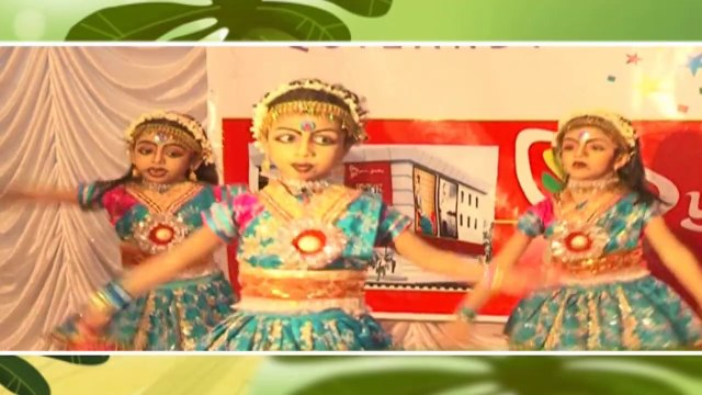 Thumbikal Njangal | Group Dance Of Kids |  Nursury Kalolsavam