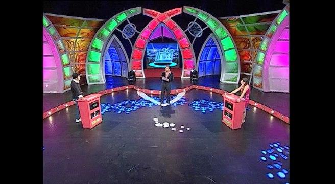 Nand Kishore and Rishika with Bulitera Mega Star Prabhaker in Great Game show