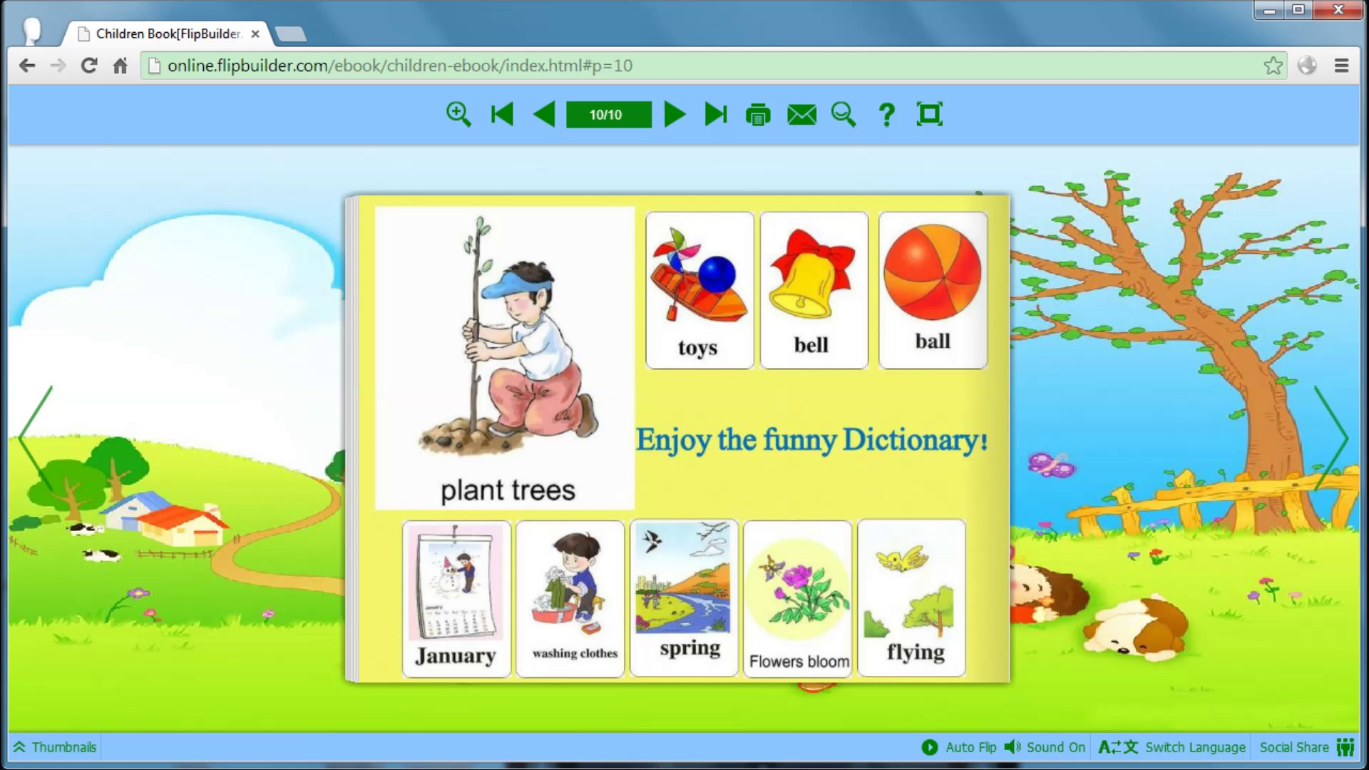 Brand Marketing Brochure Software – advertise your brand online with interactive multimedia brochure