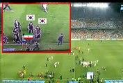 アルジェリアへのレーザー迷惑行為 崖っぷち韓国
