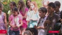 SUJET - Concours de natation: les écoles se donnent à fond