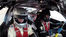 En caméra embarquée avec Patrick Rouillard au Rallye d'Antibes