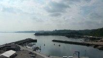 Paisaje y ambiente Candás, puerto y playa 26 junio 2014