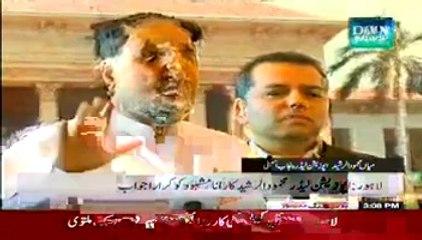 Rana Mashood(PMLN) Vs Mehmood-ur-Rasheed(PTI)