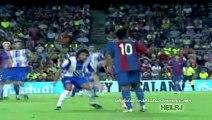 Ronaldinho Backheel Show ● FC Barcelona
